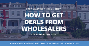 How to Get Deals From Wholesalers
